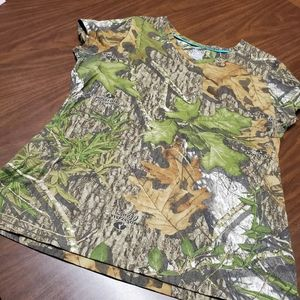 Mossy Oak Obsession T shirt